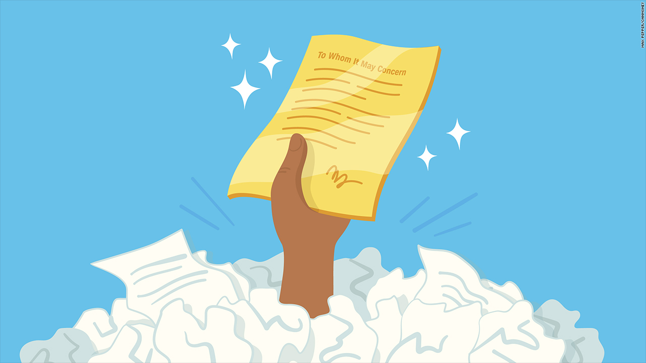 How To Write An Academic Cover Letter